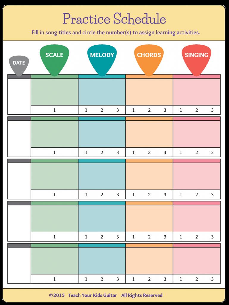 Practice Schedule 20160117 Trans