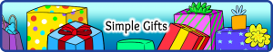 Simple Gifts Small
